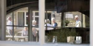Hirsel Estate craft centre tearoom