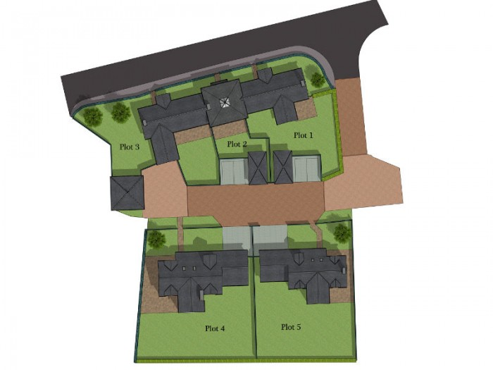 Birgham East Site Plan
