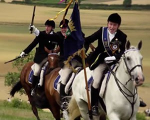 Coldstream riders