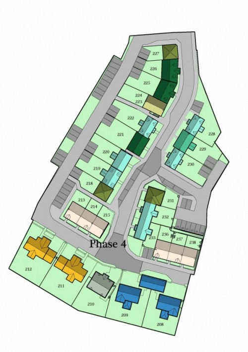 Phase 4 Site Plan
